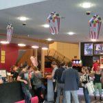 Steinerei 2016 - UFA Palast Foyer